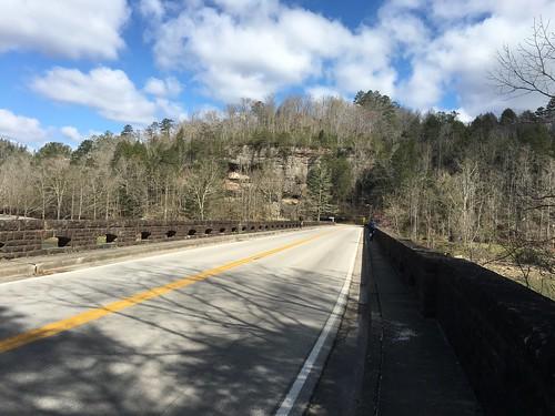 Bridge Across the Cumberland River