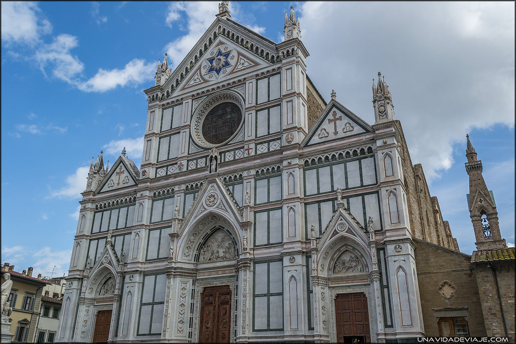 Florencia Santa Croce