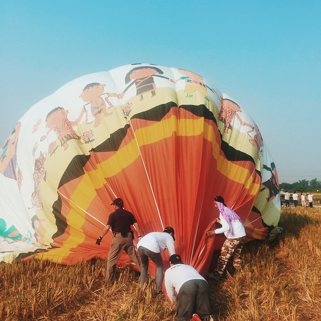 Lubao Hot Air Balloon