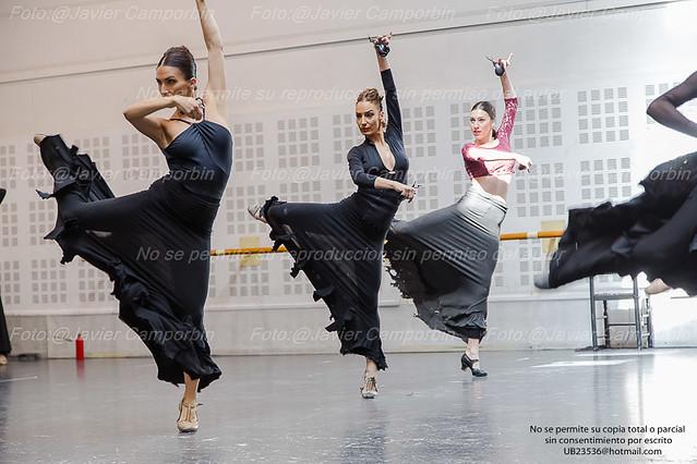 Ballet Nacional de España.