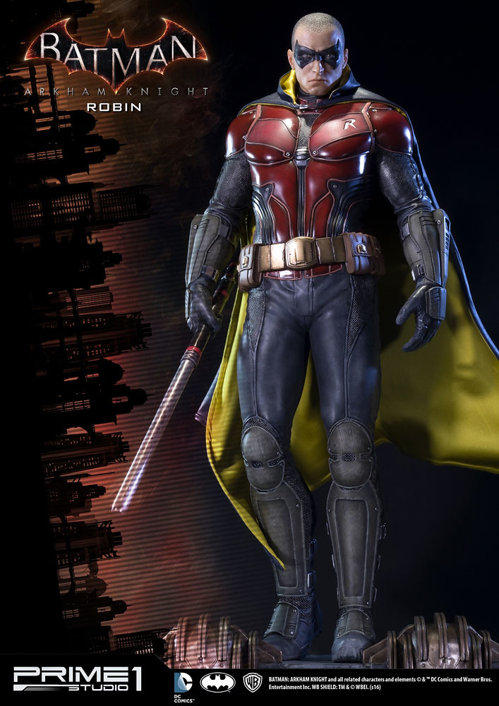 Prime 1 Studio 阿卡漢騎士【羅賓】Robin 1/3 比例超巨大全身雕像