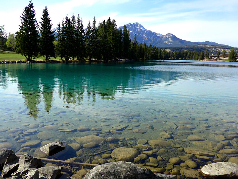 Fairmont Lodge Resort in Jasper, Alberta