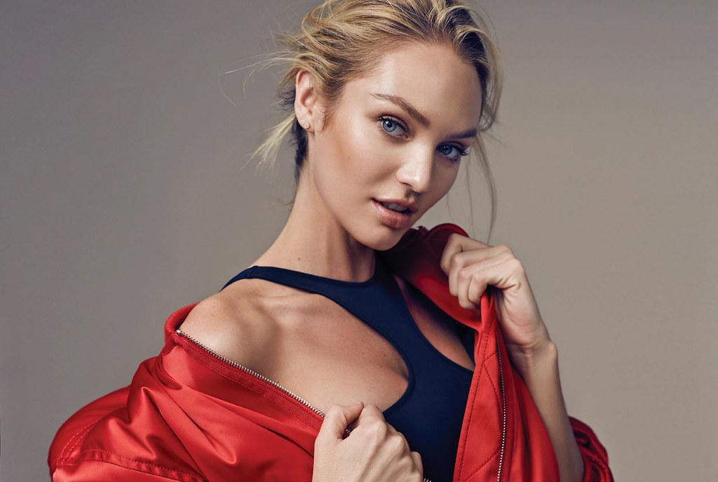 Кэндис Свейнпол — Фотосессия для «Elle» CH 2016 – 1