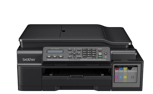 Đánh giá máy in Brother DCP T300 - Tiện dụng, hiệu năng cao, chỉ 33 đồng / A4