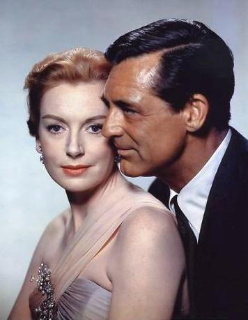 The Grass Is Greener - Promo Photo 2 - Deborah Kerr & Cary Grant