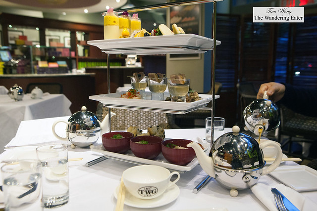 Lunar New Year Tea Service