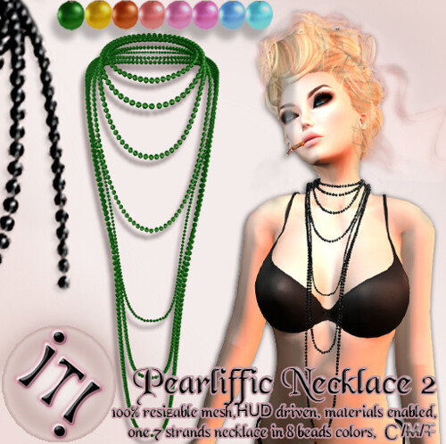 !IT! - Pearliffic Necklace 2 Image