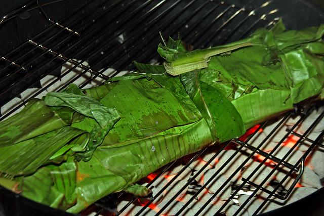 Salmon a la hoja de bananero (22)