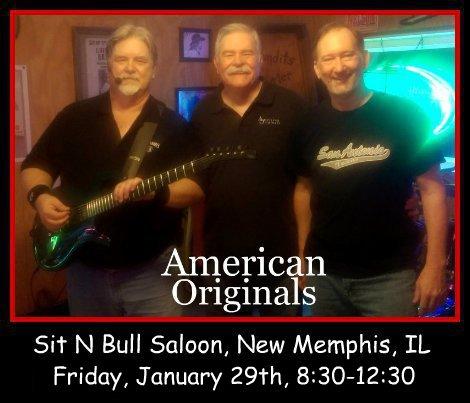 American Originals 1-29-16