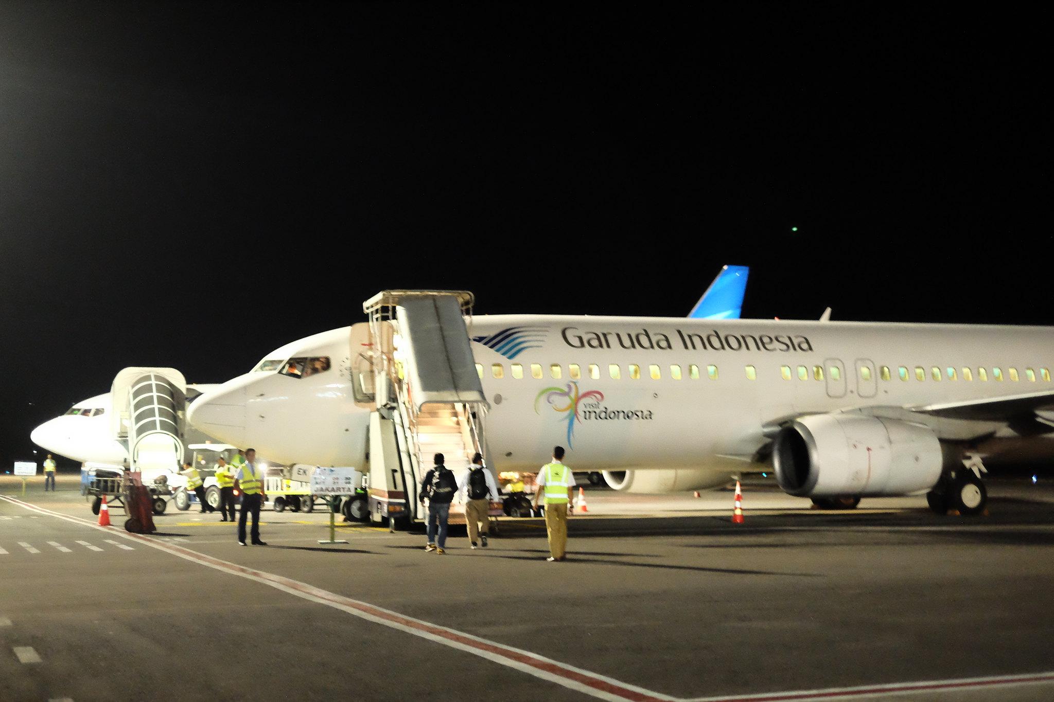 Flight Review Garuda Indonesia Business Class Yogyakarta