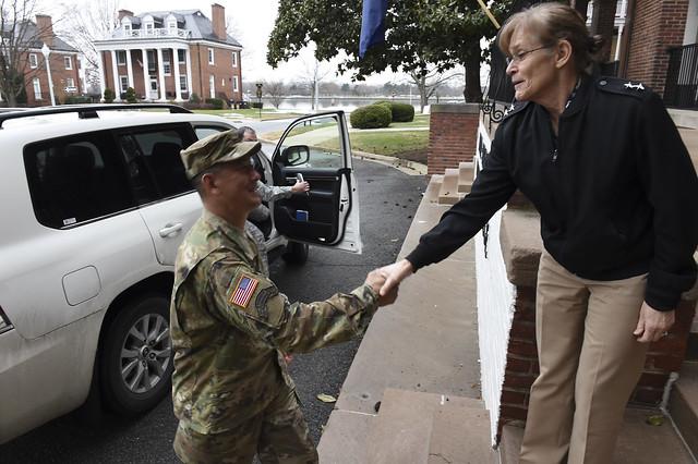 ARMY SOUTH visits IADC Feb. 3, 2016