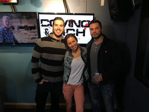 Anjelah Johnson returns to the Covino & Rich Show