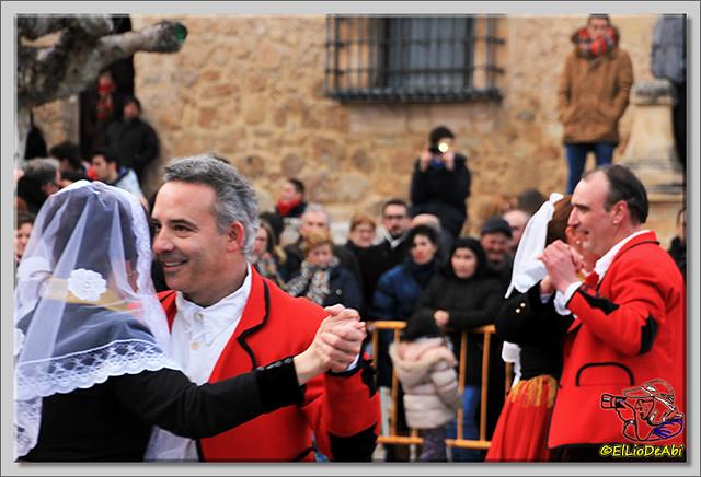 Danza del Escarrete en Poza de la Sal (14)
