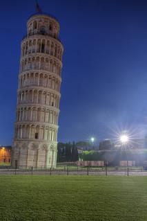 Pisa at blue Hour [IT]