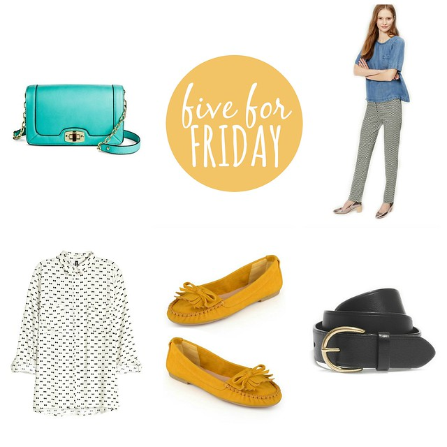 five for friday brights and blacks; Style On Target