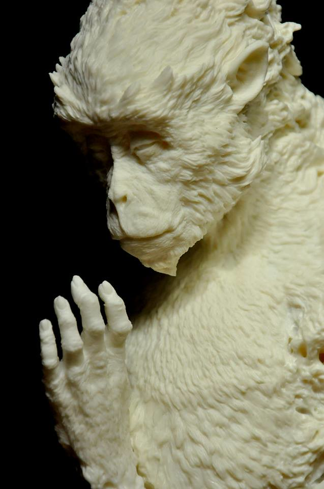 900 Sculptor Studio 玖零零原型工作室【得道。孫行者】天地境界!得道升天!