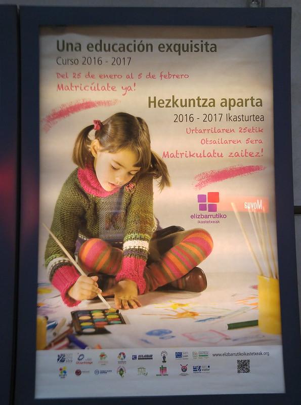 Carteles de Publicidad Escolar