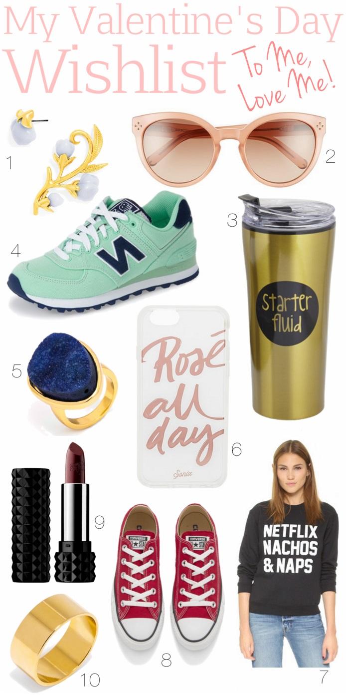 My Valentine's Day Wishlist | Shopping Guide