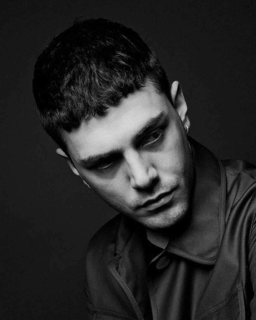 Ксавье Долан — Фотосессия для «Time» 2015 – 1