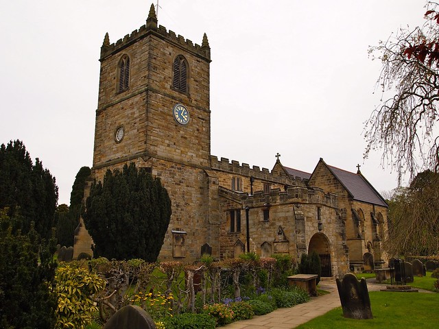 Kirbymoorside All Saints