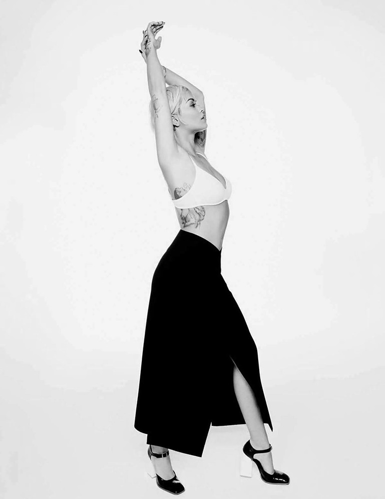 Рита Ора — Фотосессия для «L'Officiel» RU 2016 – 1