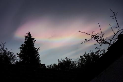 Nacreous Clouds (pre-dawn)