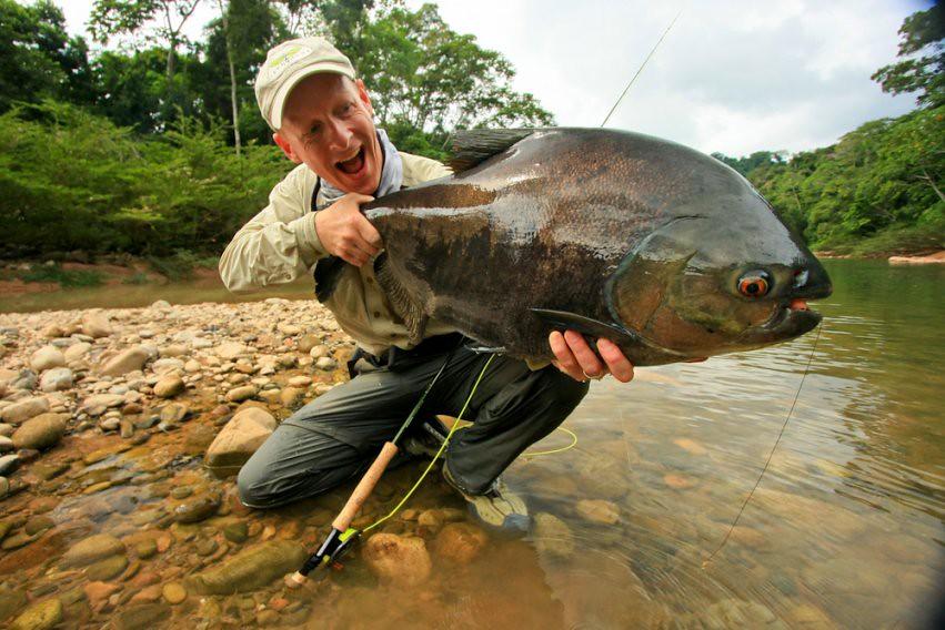 bolivia fly fishing