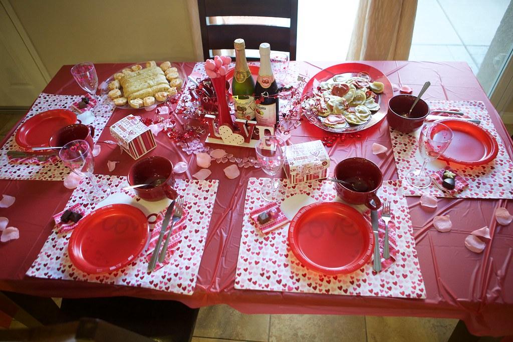 Family Valentine's Dinner