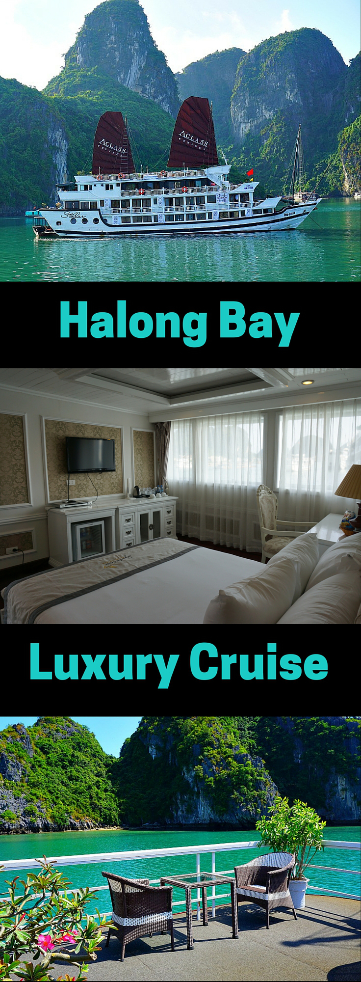 Ha Long Bay Luxury Cruise