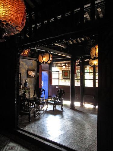 Hoi An: la maison-chapelle de la famille Tràn