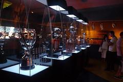 Buenos Aires - Boca Juniors trophies