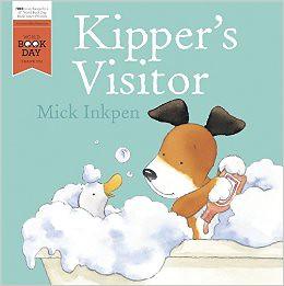 Mick Inkpen, Kipper's Visitor