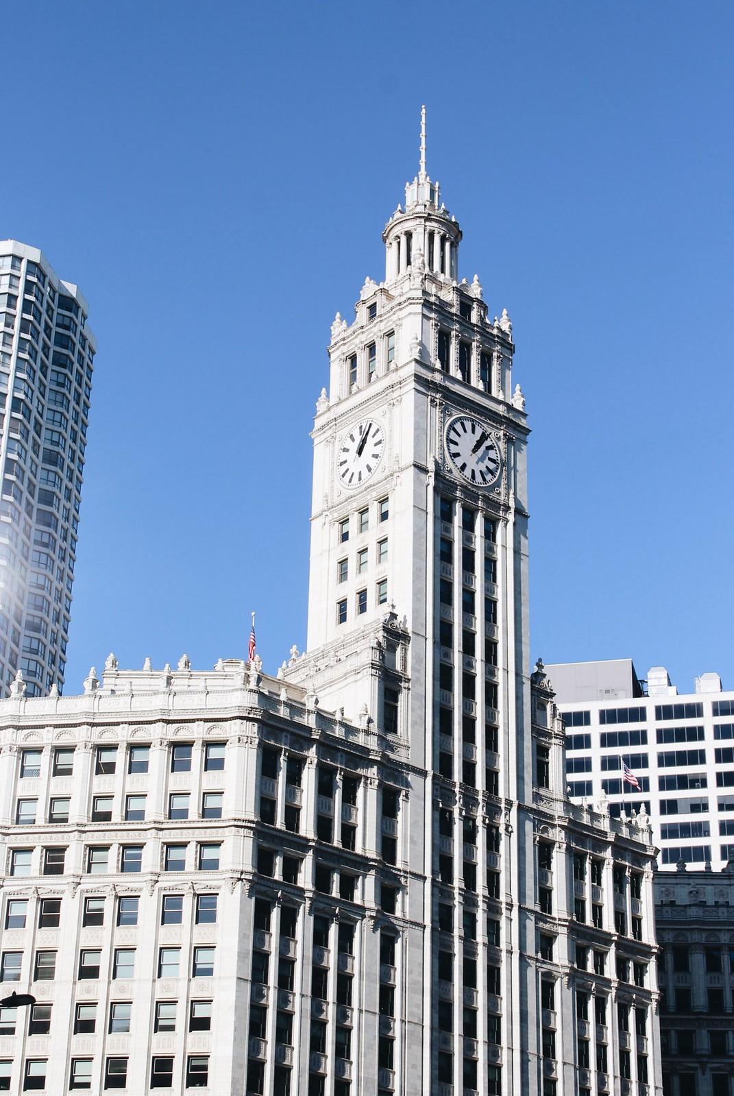 Chicago Gebäude