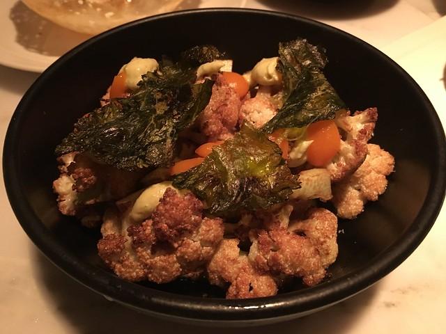 Cauliflower - 1601 Bar & Kitchen