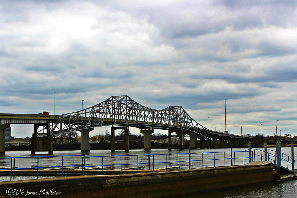 Steamboat Bill Memorial Bridge -- Decatur, Alabama
