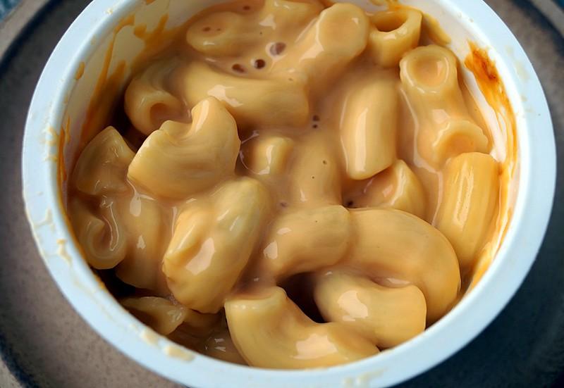 Maggi topfinito Mac & Cheese offen