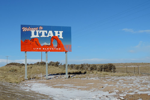 travel sky usa sign utah skies outdoor text roadtrip roadsign blueskies dovecreek lifeelevated utahroadsign