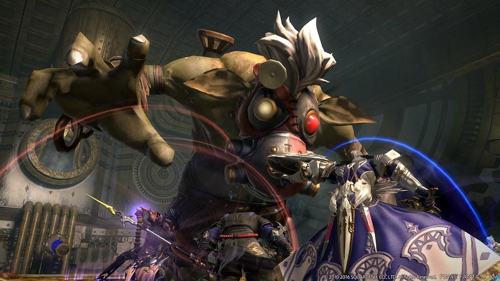 Final Fantasy XIV Patch 3.2