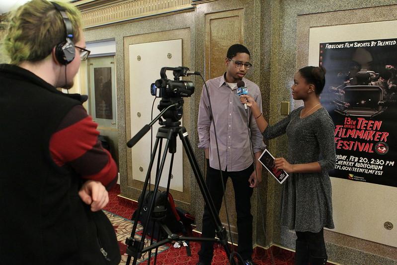2016 Teen Filmmaker Festival