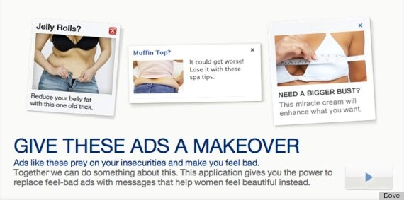 Give there ads a makeover