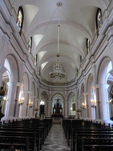 La Havane: l'église du Santo Angèl Cutodio