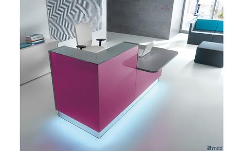 SM-10581 Reception Desk