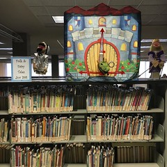 Check out our collection of folk & fairy tale books onto lower level. #geneseo