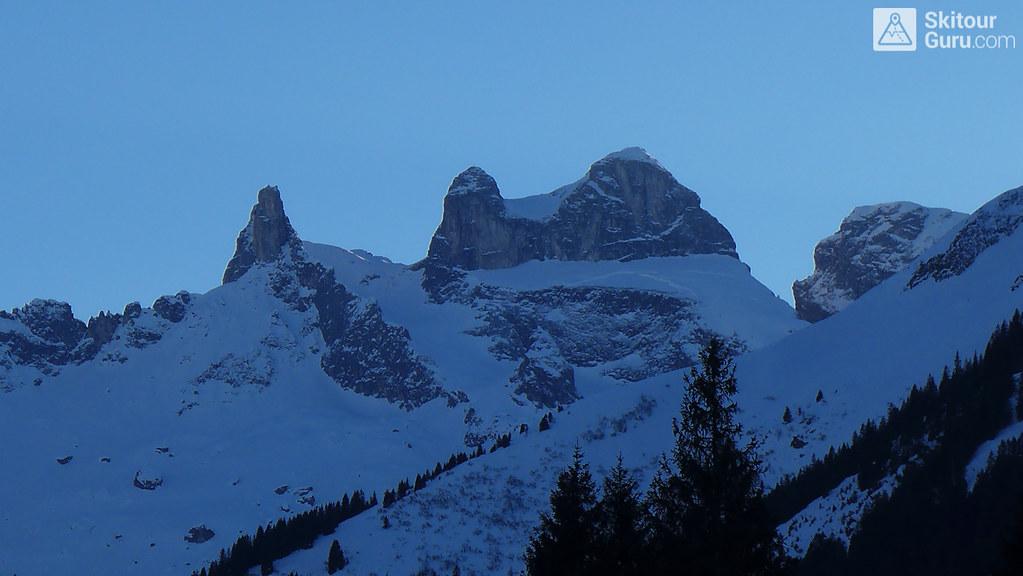 Grosser Drusenturm Rätikon Österreich foto 30