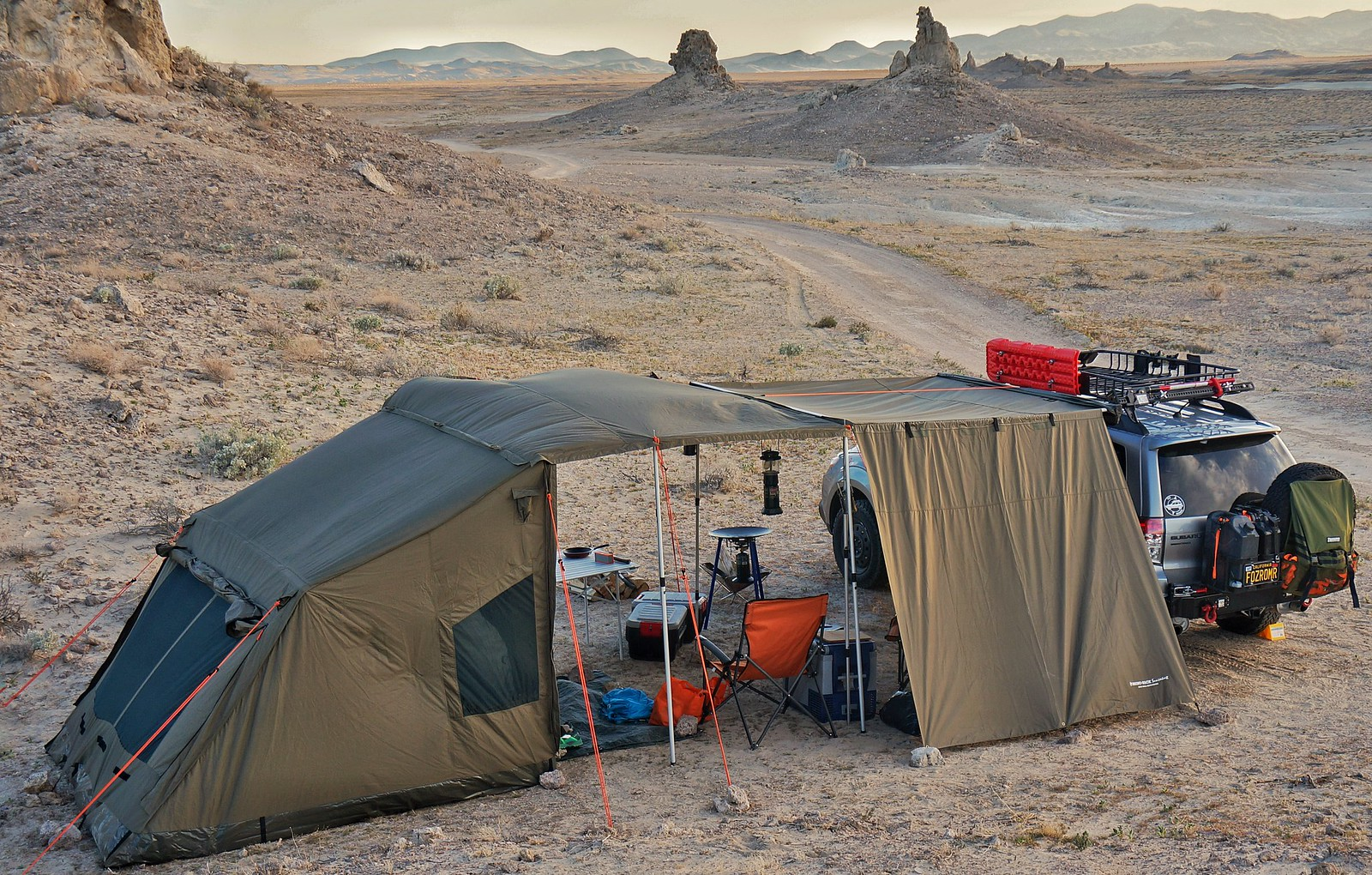 14 18 Arb Awning Vs Instant Screened Shelters Subaru