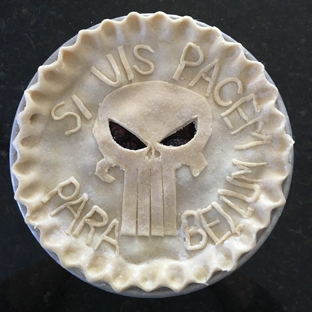 Punisher Pie