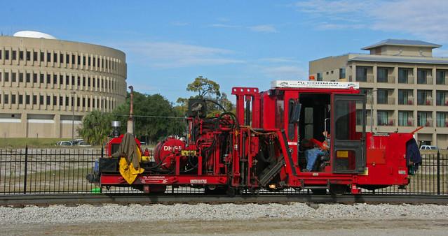 R J Corman Installing Welded Rail (4 of 8)