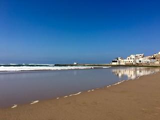 997 Metre uzunluğunda plaj görüntü.