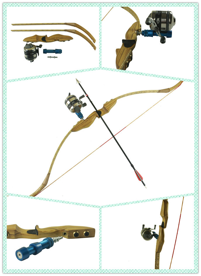 Junze fishingbow 45 lbs