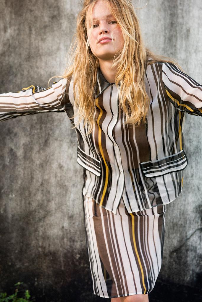 Анна Эверс — Фотосессия для «Stern Mode» 2016 – 13